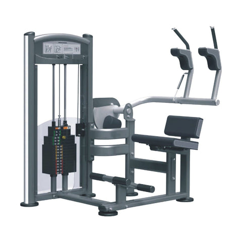 Image of Viva Fitness IT 9314 ABDOMINAL CRUNCH COMMERCIAL FITNESS MACHINE 200 LBS