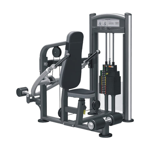 Image of Viva Fitness IT 9317 TRICEP PRESS COMMERCIAL GYM MACHINE 200 LBS