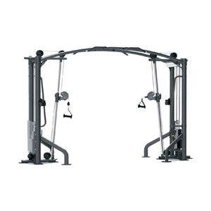 Viva Fitness IT 9325+IT 9327OPT+IT 9325 DELUX CABLE CROSSOVER COMMERCIAL FITNESS MACHINE 275x2LBS
