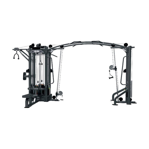 Viva Fitness IT 9325+IT9327 OPT+IT 9327 ( 5 STATION GYM) COMMERCIAL GYM MACHINE 275 x5 LBS