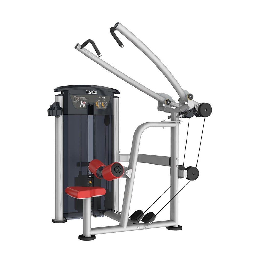 Viva Fitness IT 9502 LAT PULL DOWN COMMERCIAL GYM EQUIPMENT 295 LBS