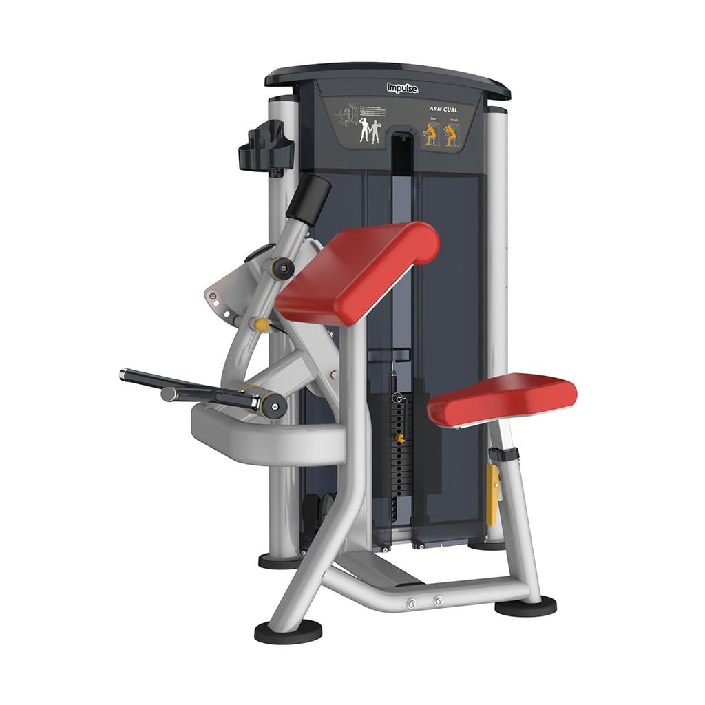 Viva Fitness IT 9503 ARM CURL COMMERCIAL FITNESS MACHINE 160 LBS