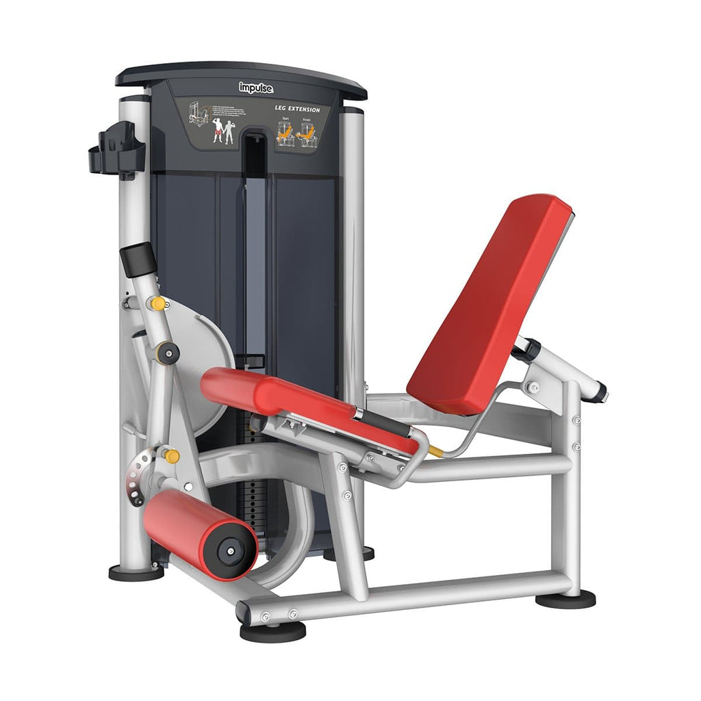 Viva Fitness IT 9505 LEG EXTENSION COMMERCIAL FITNESS EQUIPMENT 200 LBS