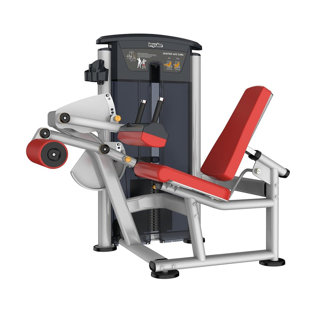 Viva Fitness IT 9506 SEATED LEG CURL COMMERCIAL GYM MACHINE 200 LBS