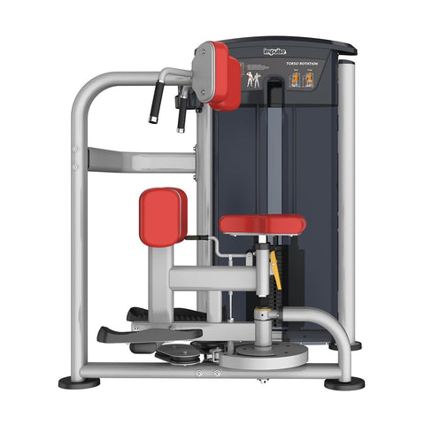 Viva Fitness IT 9518 ROTARY TORSO COMMERCIAL FITNESS EQUIPMENT 160 LBS