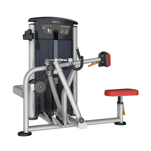 Image of Viva Fitness IT 9519 VERTICAL ROW COMMERCIAL GYM MACHINE 200 LBS