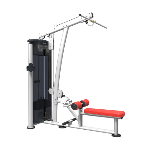 Image of Viva Fitness IT 9522 LAT PULL SEATED ROW COMMERCIAL FITNESS EQUIPMENT 295 LBS