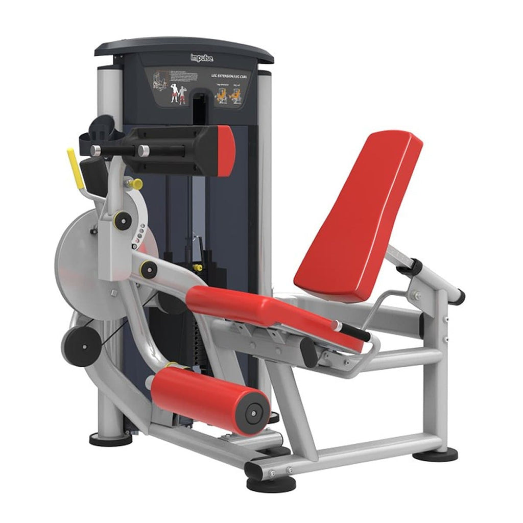 Viva Fitness IT 9528 LEG CURL/ LEG EXT COMMERCIAL GYM EQUIPMENT 200 LBS