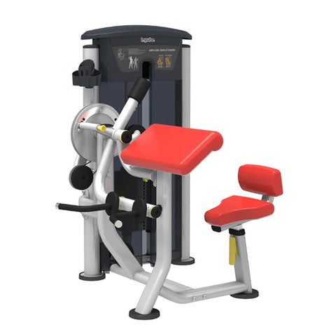 Image of Viva Fitness IT 9533 BICEP CURL / TRICEP EXT COMMERCIAL FITNESS EQUIPMENT  200 LBS