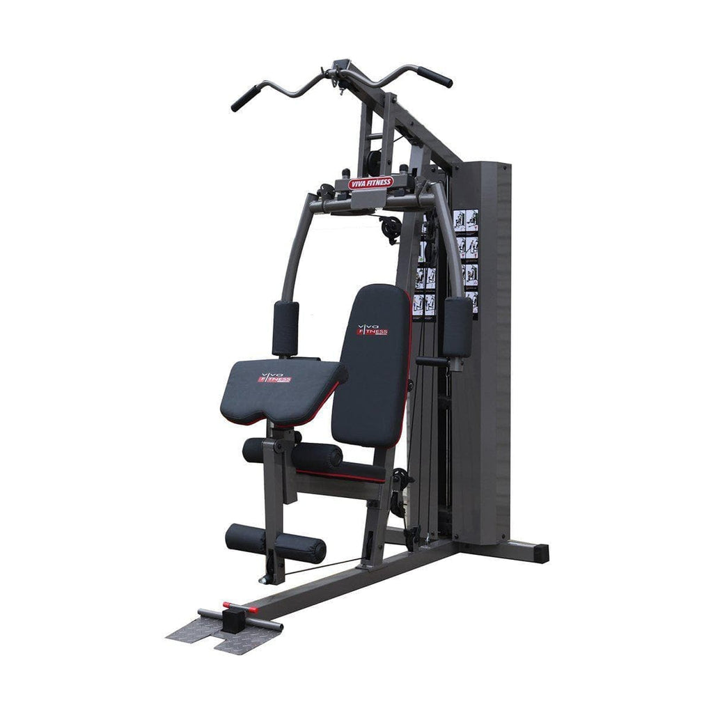 Online Gym Equipment - VIVA FITNESS KH-325 Deluxe Home Gym Machine