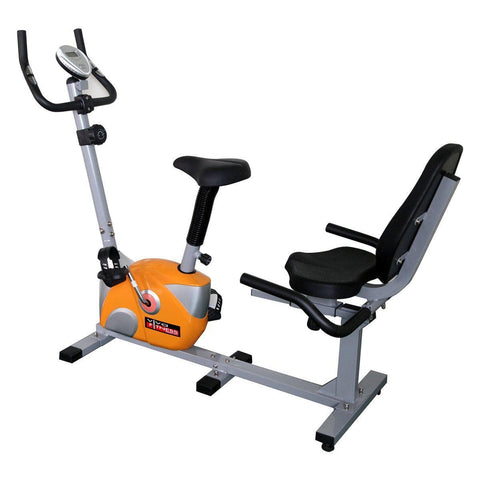 VIVA FITNESS KH-455 Magnetic Recumbent Cum Upright Exercise Bike-IMFIT