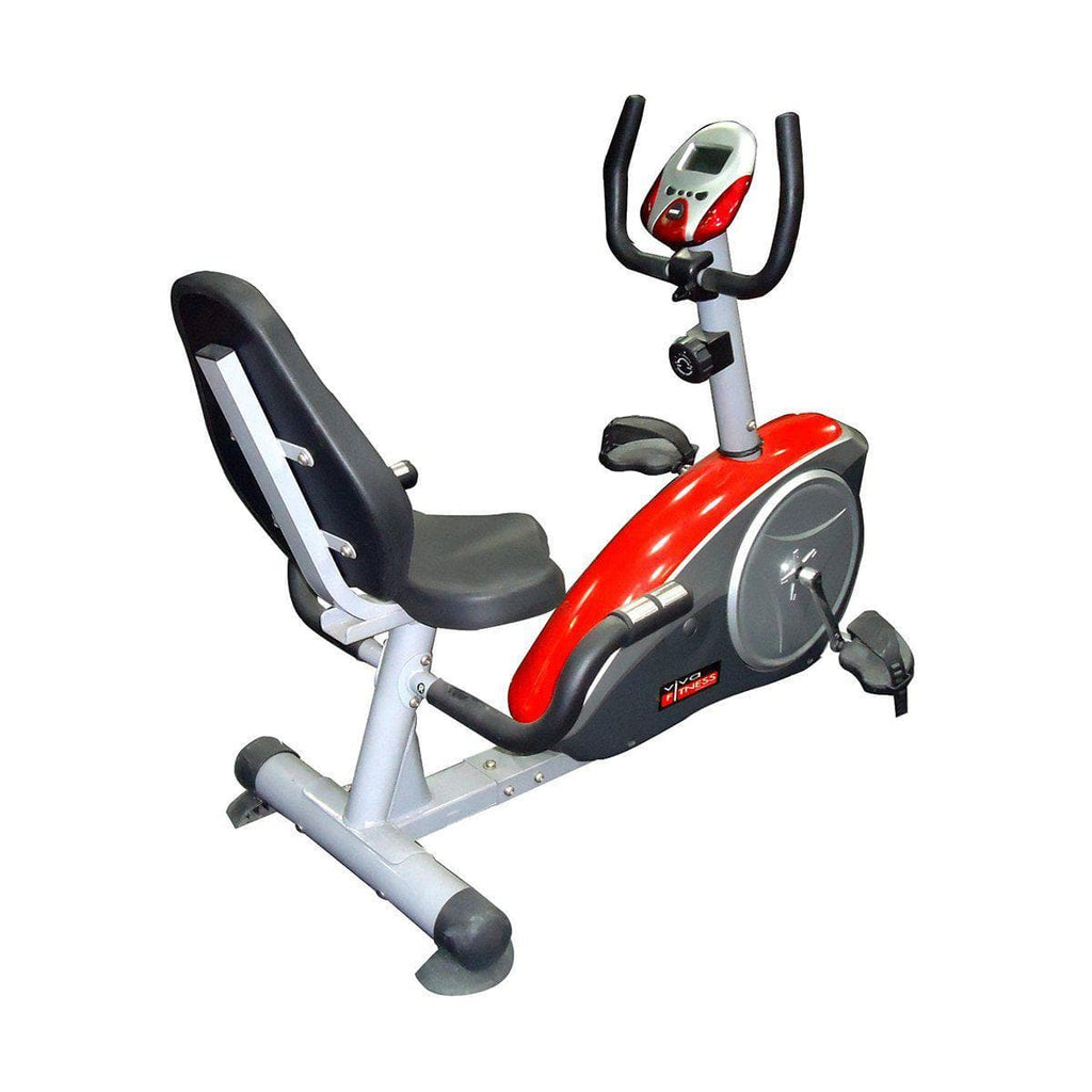 VIVA FITNESS KH-704 Magnetic Recumbent Exercise Bike-IMFIT