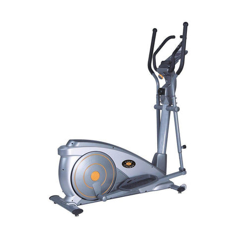 Compact Elliptical Trainer - Viva Fitness Magnetic KH-736 Commercial Elliptical Trainer For Workout