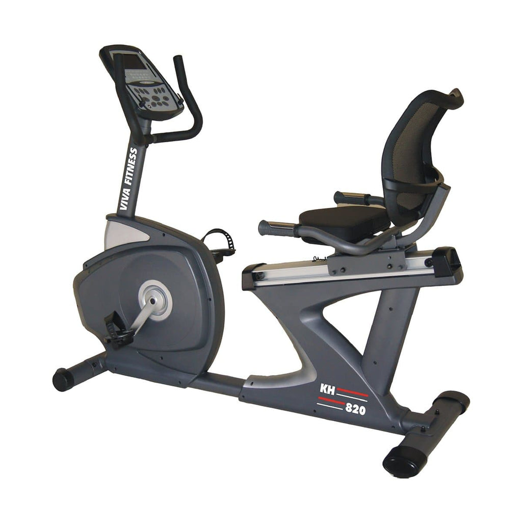 Best Exercise Cycle in India - Viva Fitness KH 820 Recumbent Bike
