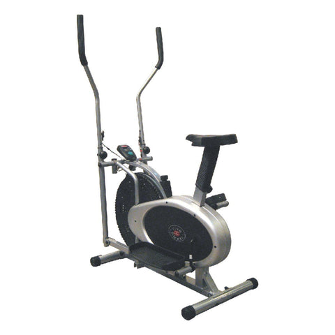 Viva Fitness Elliptical Cross Trainer - KH-200 Double Burner Commercial Elliptical Trainer For Exercise