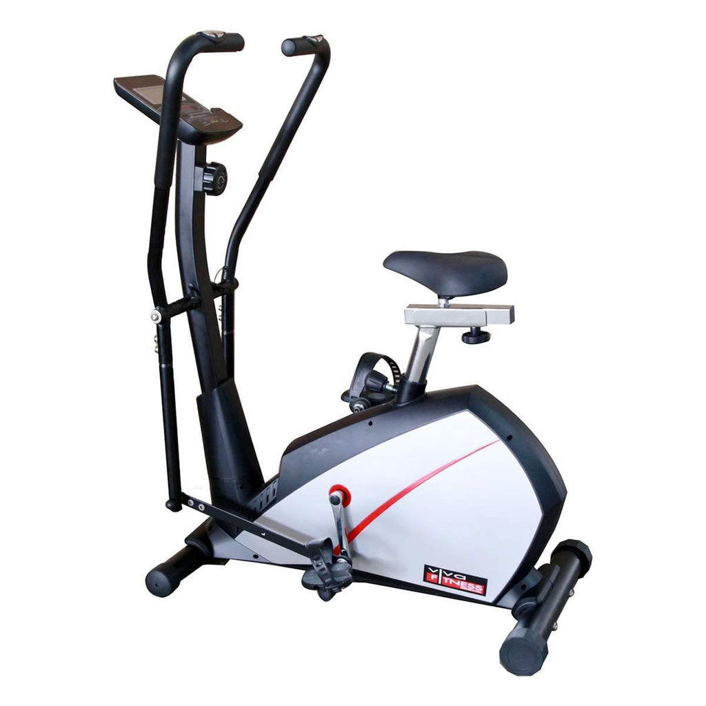 VIVA FITNESS KH-716 Commercial Magnetic Exercise Bike with Arm Movement-IMFIT