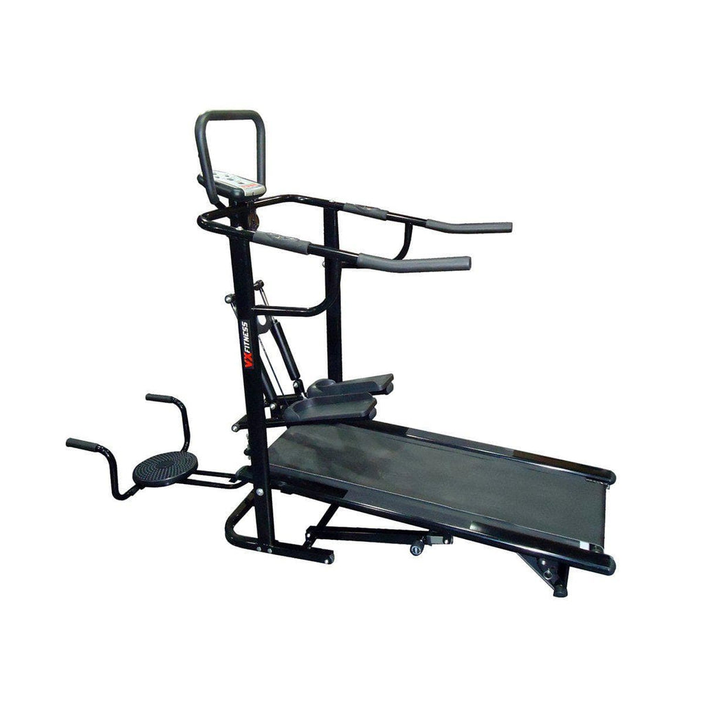 VIVA FITNES MFT-3615 Motorized Incline Multi Function Treadmill For Weight Loss-IMFIT