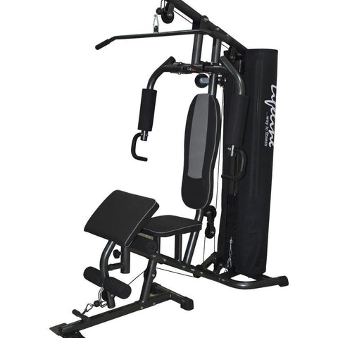 Image of Best Home Multi Gym - Lifeline Home Gym Machine 150 LBS Deluxe for Workout at Home