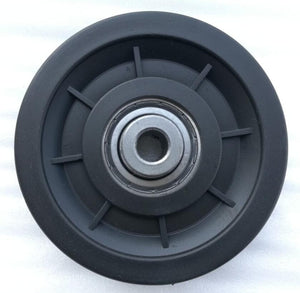 Nylon Round Pulley Wheel (100 mm)