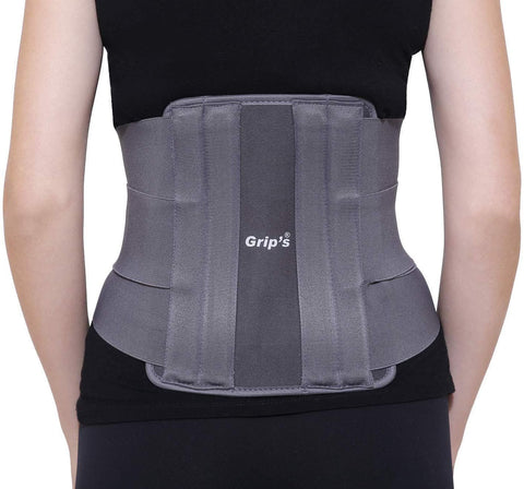 Grip's Lumbo Sacral Belt SSO | Lumber Support for Back Pain (E 10)