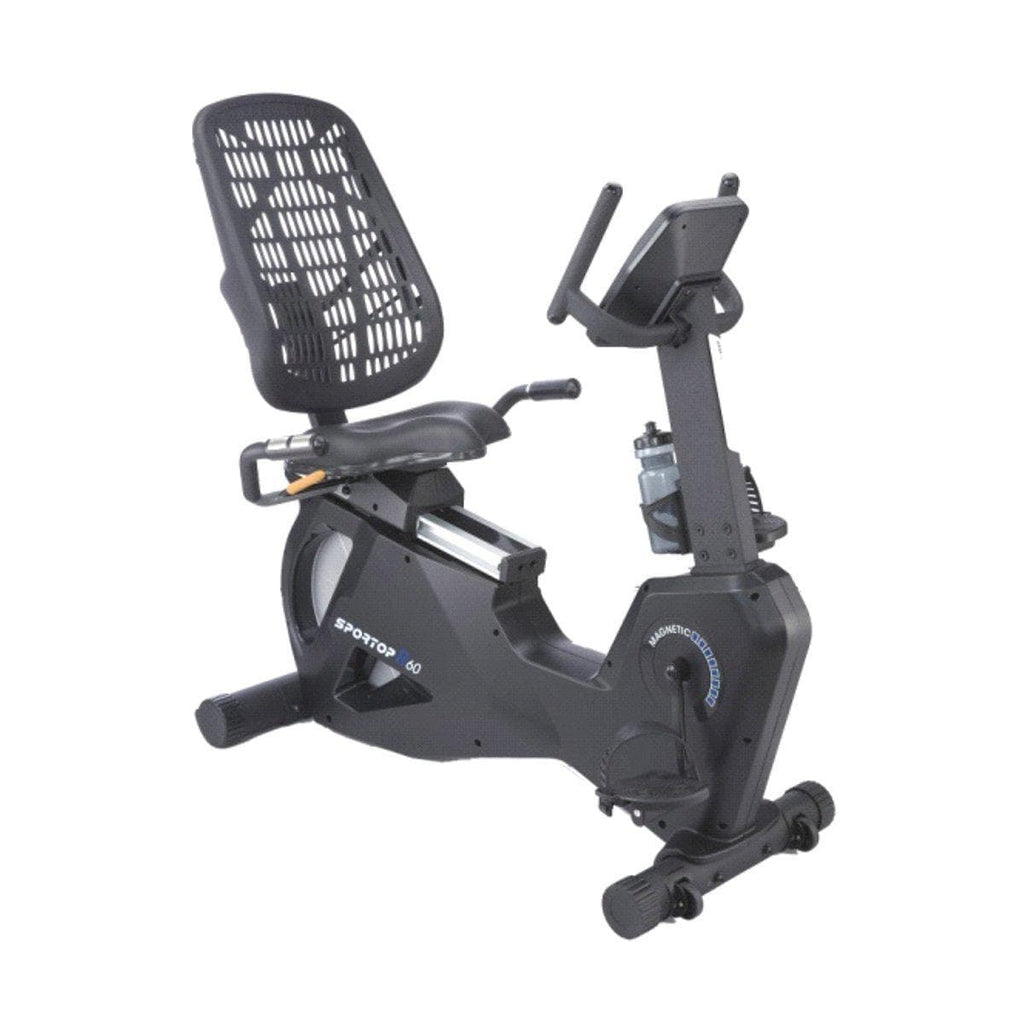 Cycle for Exercise - Viva Fitness R60 Recumbent Sportop Exercise Bike