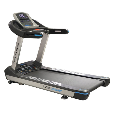 Viva Commercial Treadmill - Viva Fitness T 1200 4 HP AC Automatic Running Machine