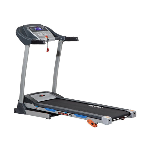 Best Treadmill Under 50000 - Viva Fitness T 125 DC 3 Level Manual Incline Running Machine