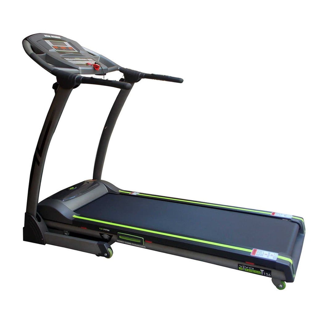 Jogging Running Machine - Viva Fitness T 136 DC Motorized Treadmill Automatic Running Machine