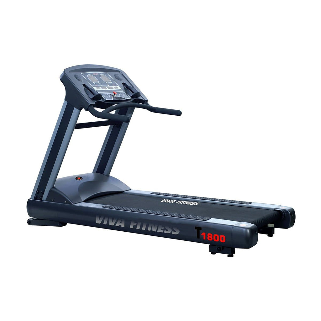 Commercial Treadmill For Home In India - Viva Fitness T 1800 5 HP AC Motorized Jogging Machine