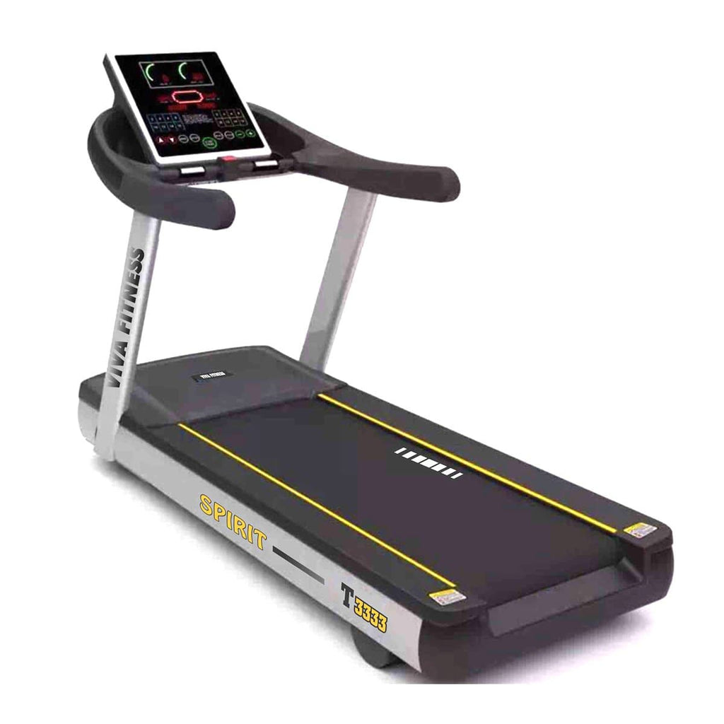 Best Commercial Treadmill To Buy - Viva Fitness T 3333 AC Motorized Jogging Machine