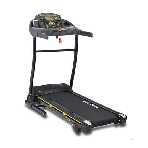 Automatic Walking Machine - Viva Fitness T 465 DC Motorized Jogging Treadmill