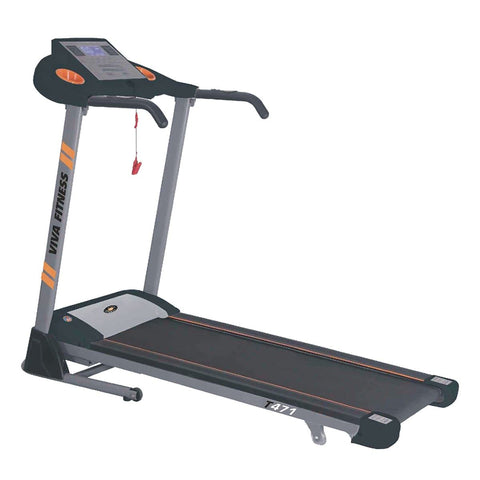 Good Treadmill for Home Use - Viva Fitness T 471 DC Motorized Jogging Machine