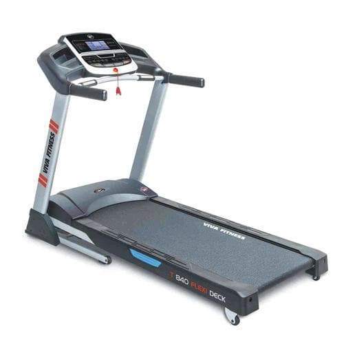 Home Electric Treadmill - Viva Fitness T 840 DC Electric Treadmill for Running