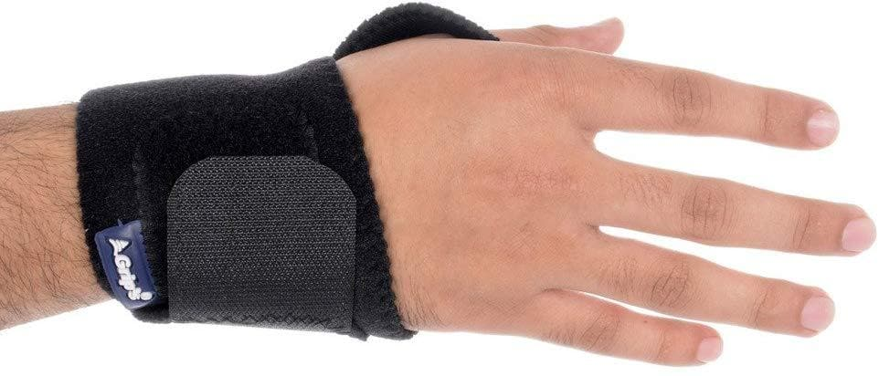 Grip's Neo Wrist Wrap with Thumb Hole (R02)