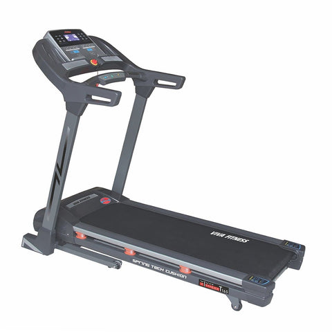 Viva Treadmill Price Under 55000 - T 165 DC 3 Level Manual Incline Running Machine
