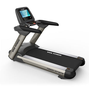 Best Electric Treadmill - Viva Fitness T 2500i 4 HP AC Commercial Motorized Automatic Running Machine