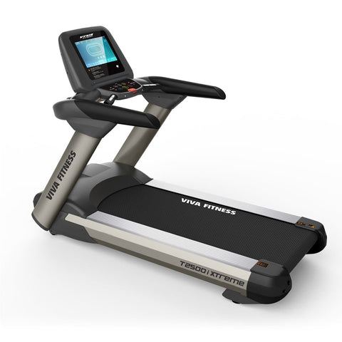 Image of Best Electric Treadmill - Viva Fitness T 2500i 4 HP AC Commercial Motorized Automatic Running Machine
