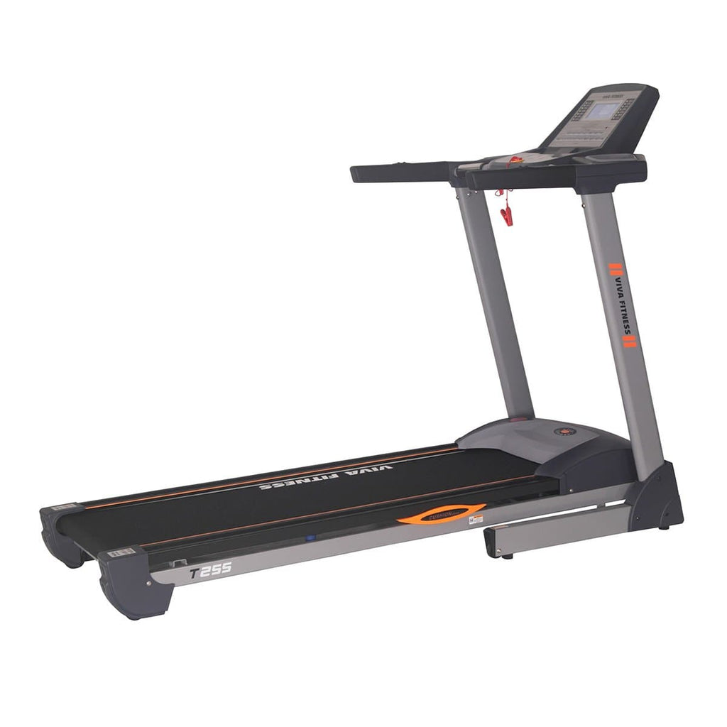 Viva Fitness T 255 2.5 HP DC Motorized Treadmill