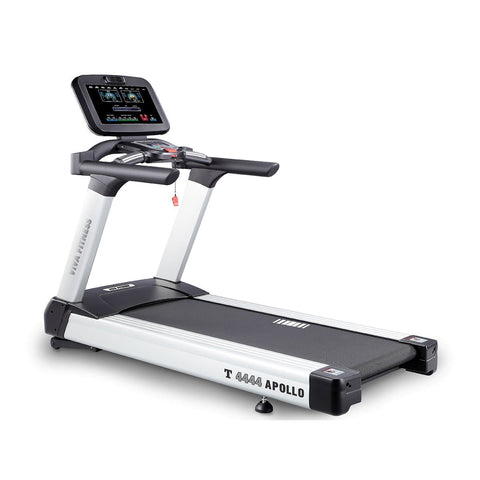 Best Commercial Treadmill For Home Use - Viva Fitness T 4444 5 HP AC Motorized Jogging Machine
