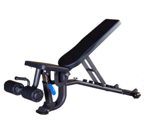Image of Viva Fitness JF 1244 High Quality Adjustable Bench (Flat,Incline,Decline Bench)