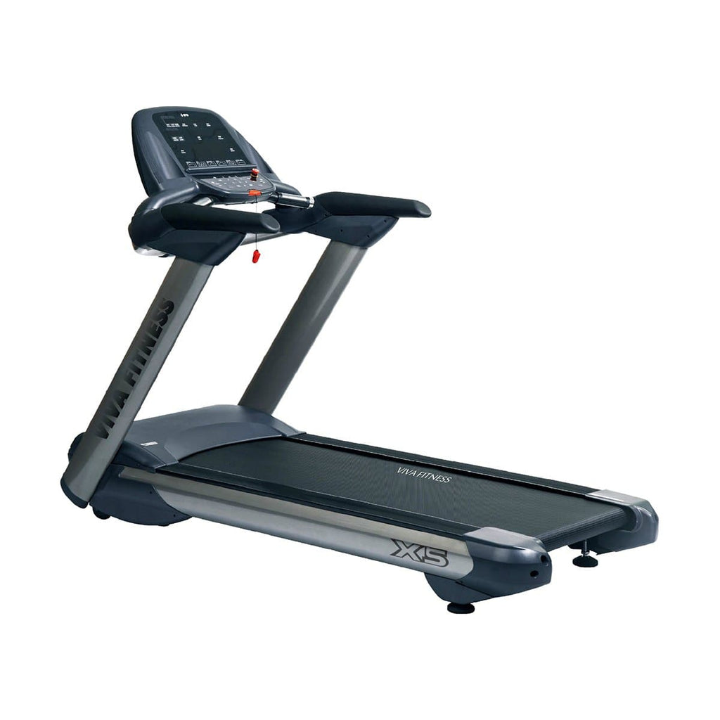 Best Price Walking Machine - Viva Fitness X-5 AC Motorized Electric Treadmill
