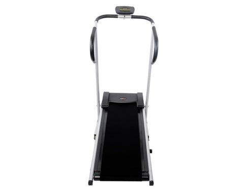 Image of Manual Walking Machine - Lifeline Manual Treadmill with Twister and Push-up Wheel Running For Home use