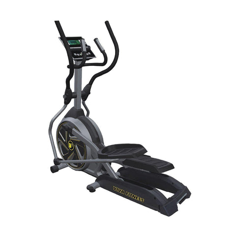 Best Home Elliptical Cross Trainer - Viva Fitness KH-580 Light Commercial Elliptical Strider For Exercise