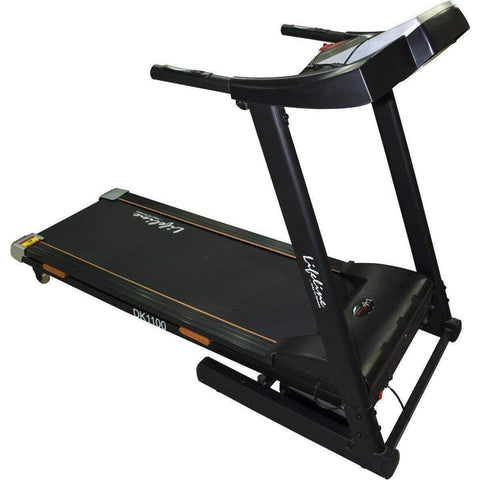 Image of Jogging Track Machine- Lifeline DK 1100 Motorized Treadmill For Home Use
