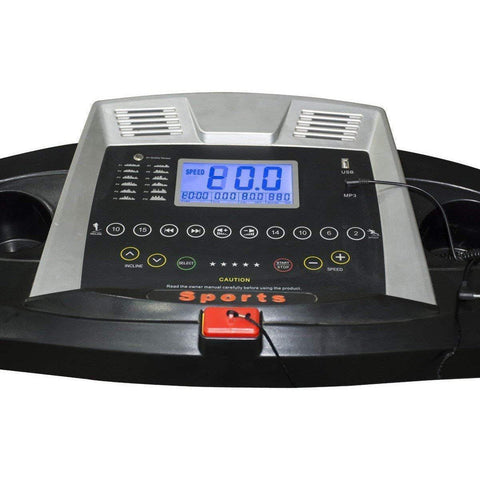 Lifeline DK 1100 Motorized Treadmill For Home Use||Available on EMIs-IMFIT