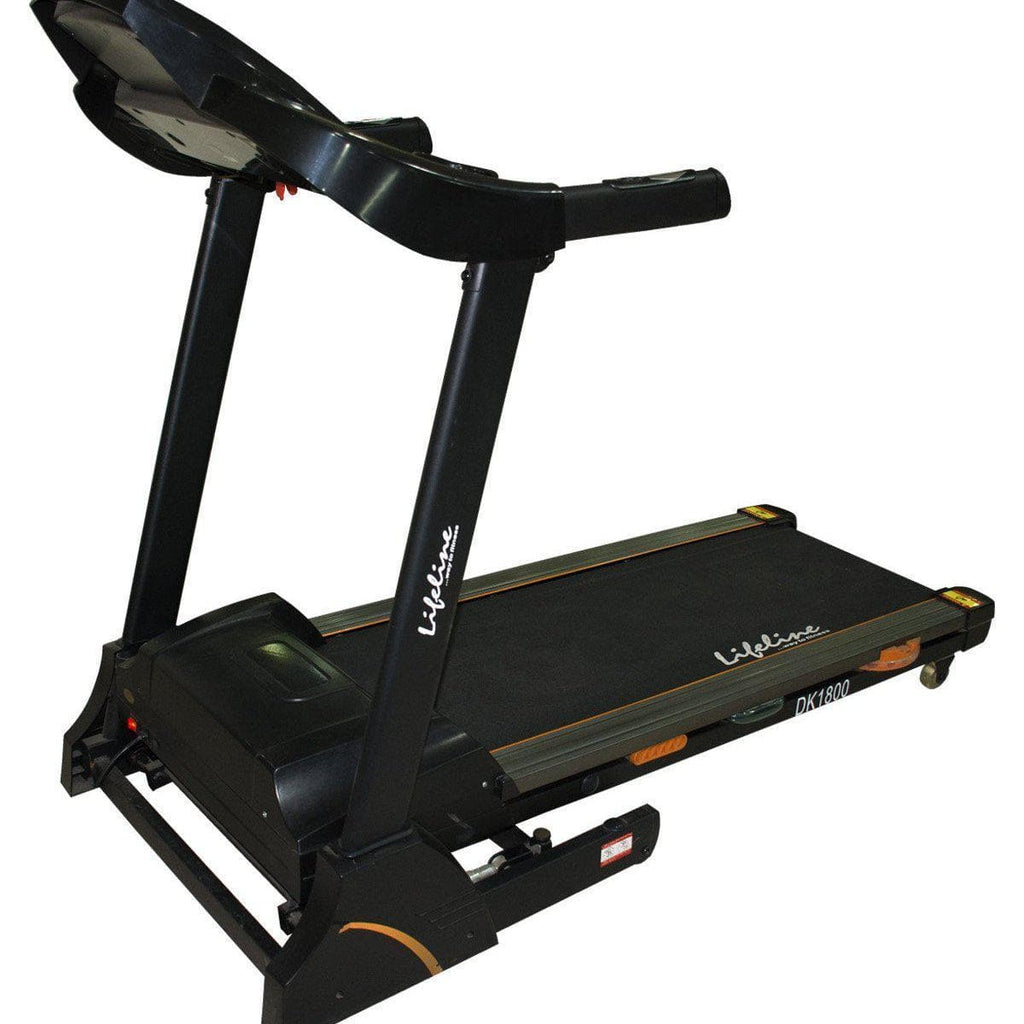 Simple Running Machine- Lifeline DK 1800 For Home Use