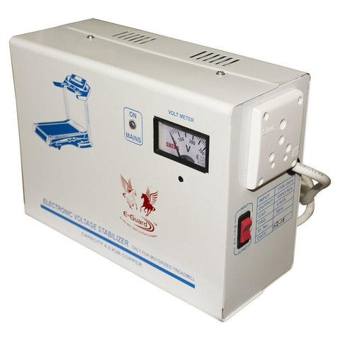 Image of Simple Running Machine- Lifeline DK 1800 For Home Use