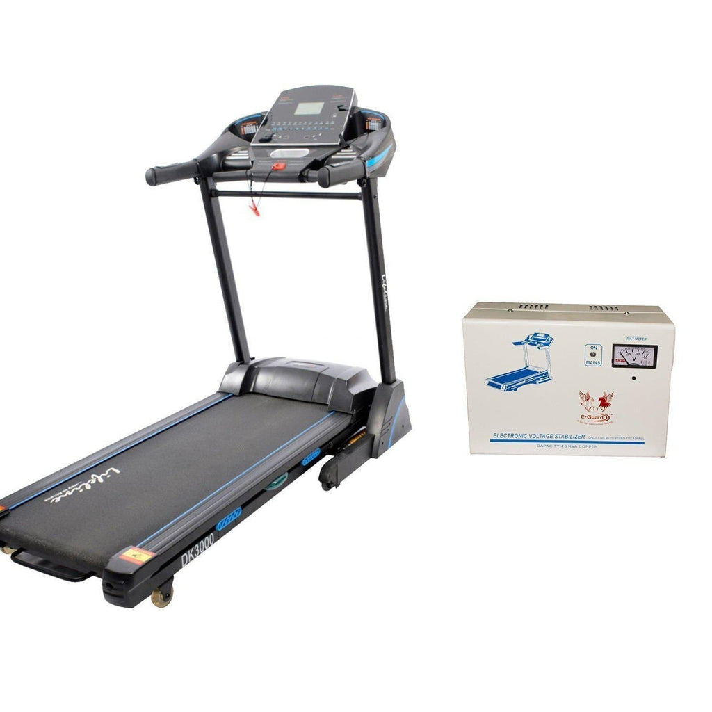 Best Price Running Machine- Lifeline DK 3000 Jogging Treadmill For Home Use