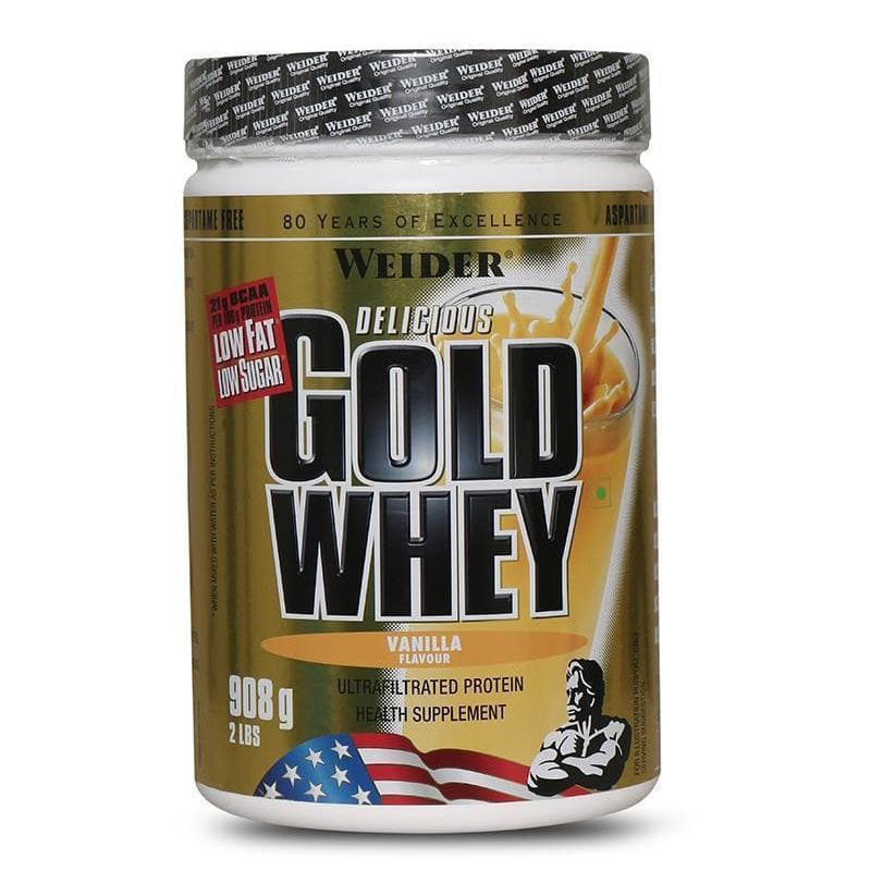 Lifeline Home Gym 002 Bonus with Weider Gold whey Protein 908 GMS (Vanilla) and Weider Premium BCAA Powder (Sunny Orange)-IMFIT
