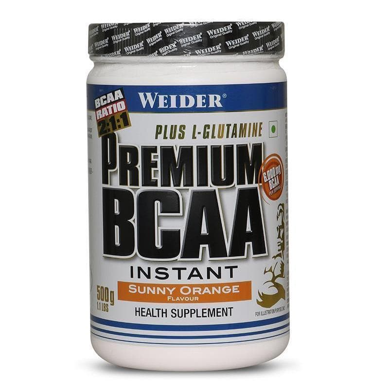 Lifeline Home Gym 005 Deluxe Bundles with Weider Premium BCAA Powder 500GMs (Sunny Orange)-IMFIT